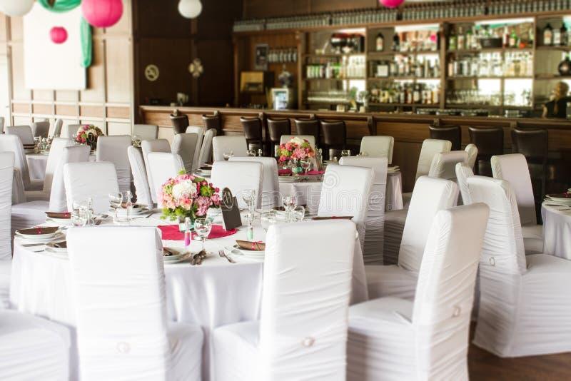 Table de luxe photos stock