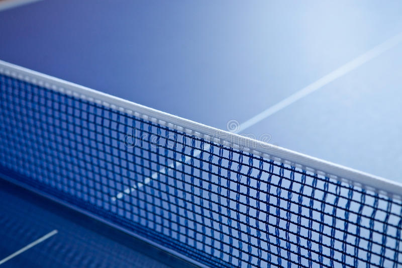 Table de ping-pong photographie stock
