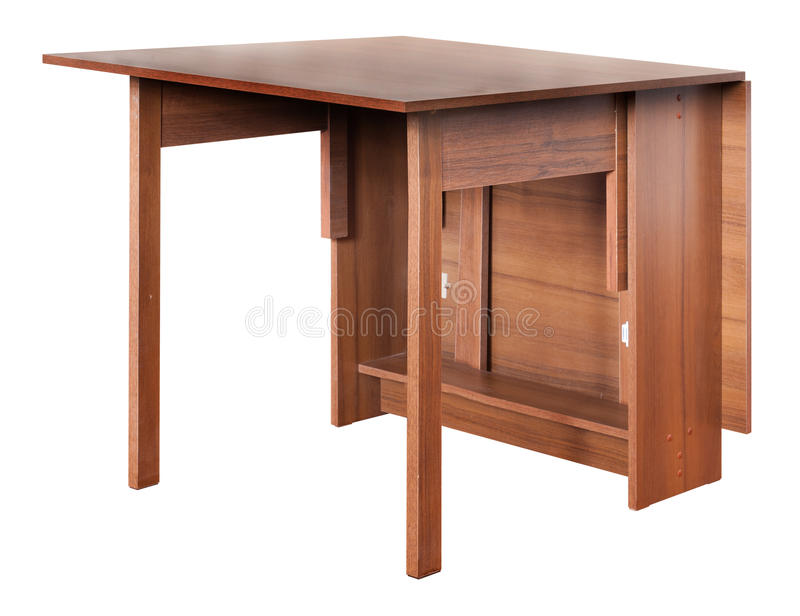 Table de pliage photo libre de droits