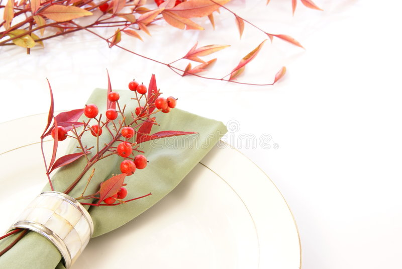 Table Decor stock photos