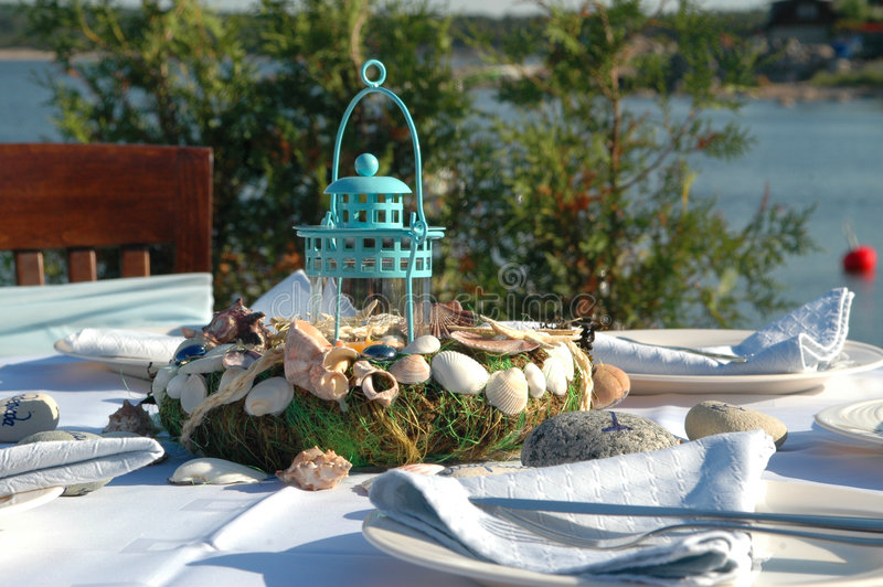 Download Table Decorations Royalty Free Stock Photos - Image: 331328