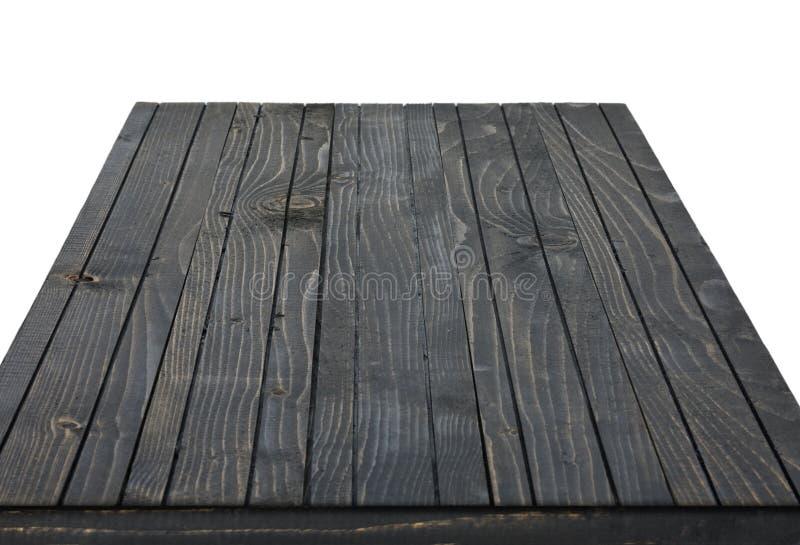 Download Table en bois vide photo stock. Image du bureau, abstrait - 76078994