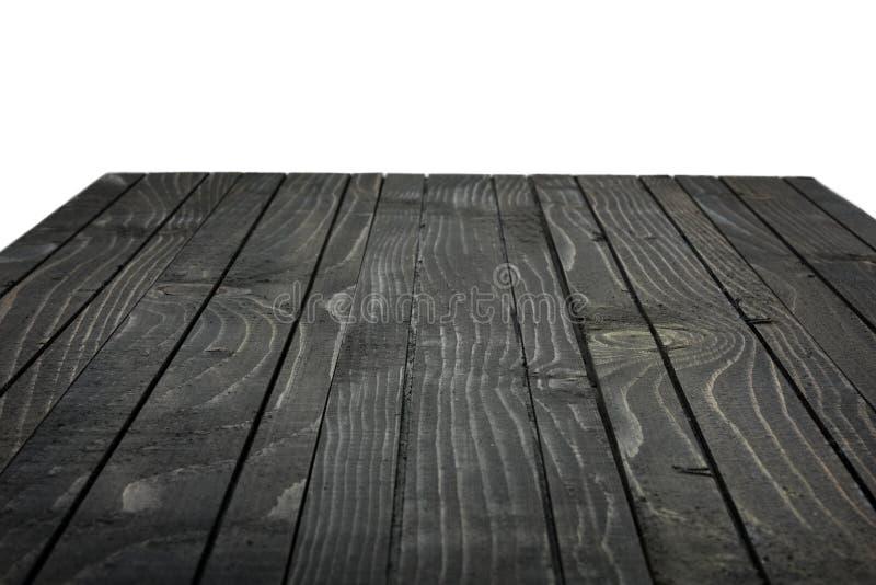 Download Table en bois vide image stock. Image du lumber, structure - 76079041