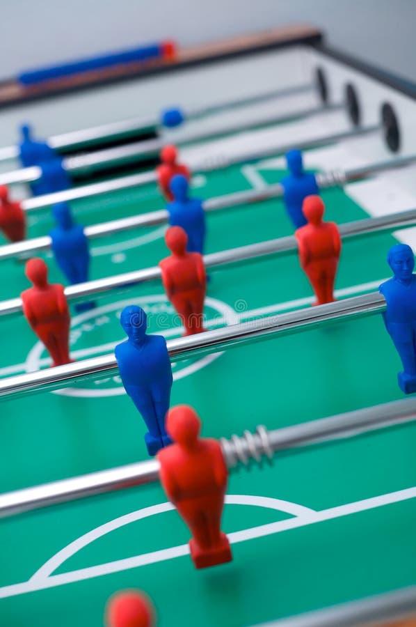 Table Football stock photography