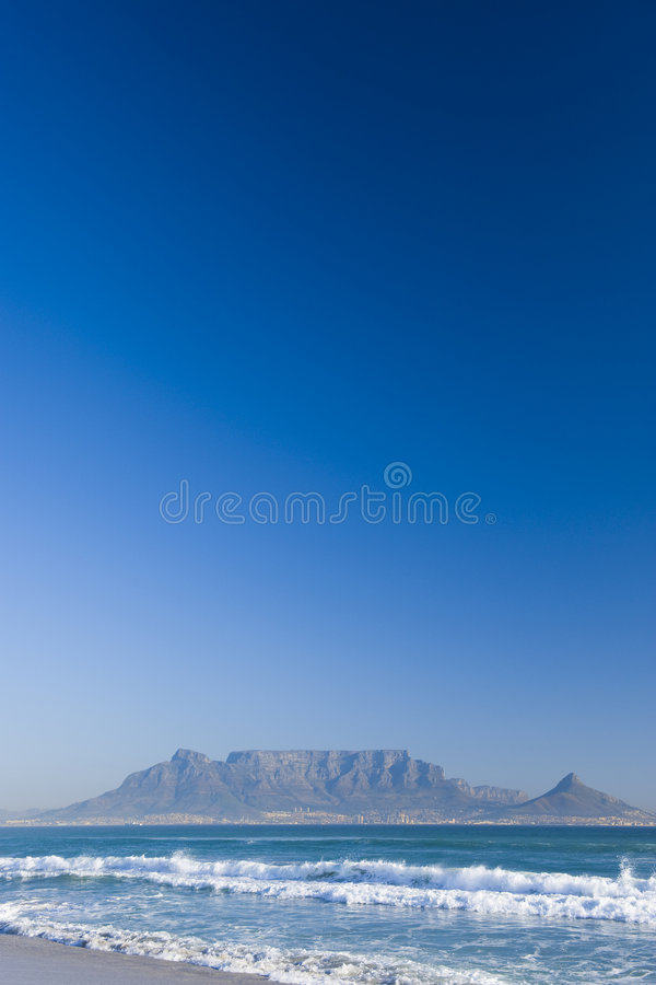 Download Table mountain Cape Town stock image. Image of seascape - 6135123
