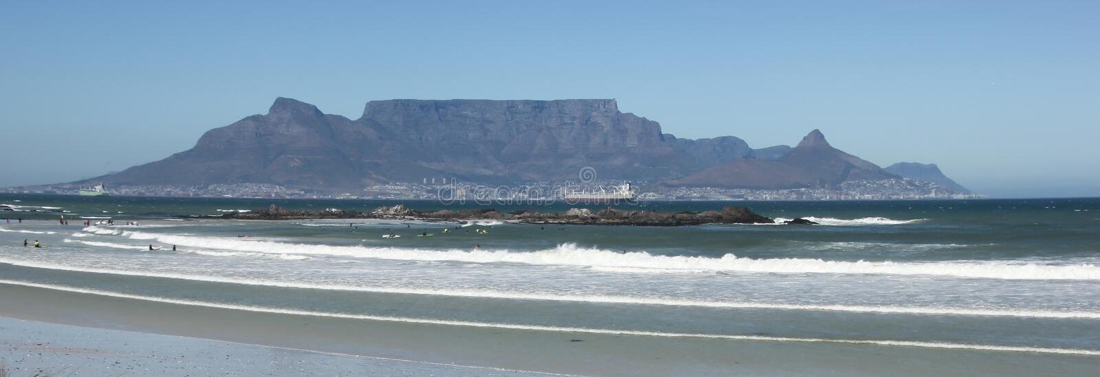 Download Table Mountain stock image. Image of panoramic, clear - 37457803