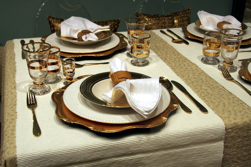 Download Table at a Restaurant. stock photo. Image of luxury, celebration - 3915838