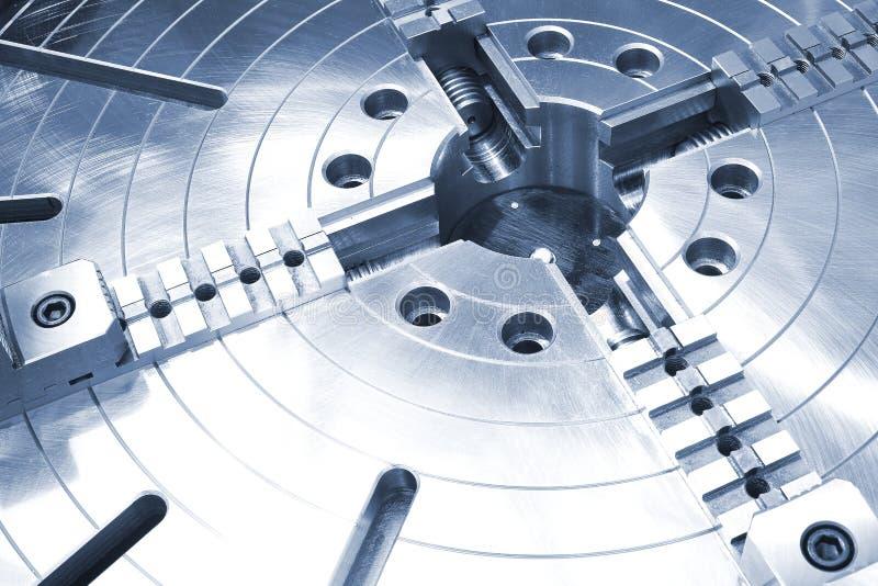 Table rotatoire puissante d'équipement industriel  photo libre de droits