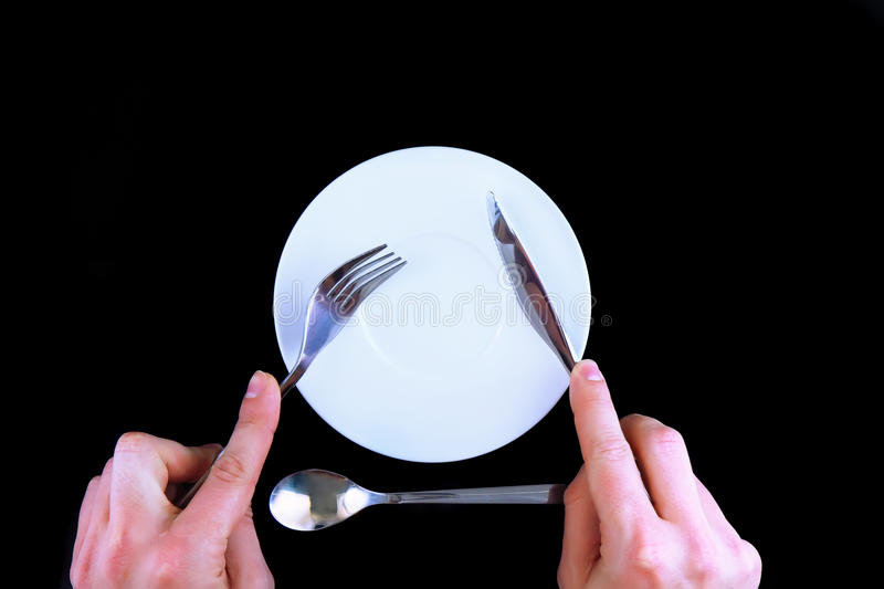 Table serving stock photos
