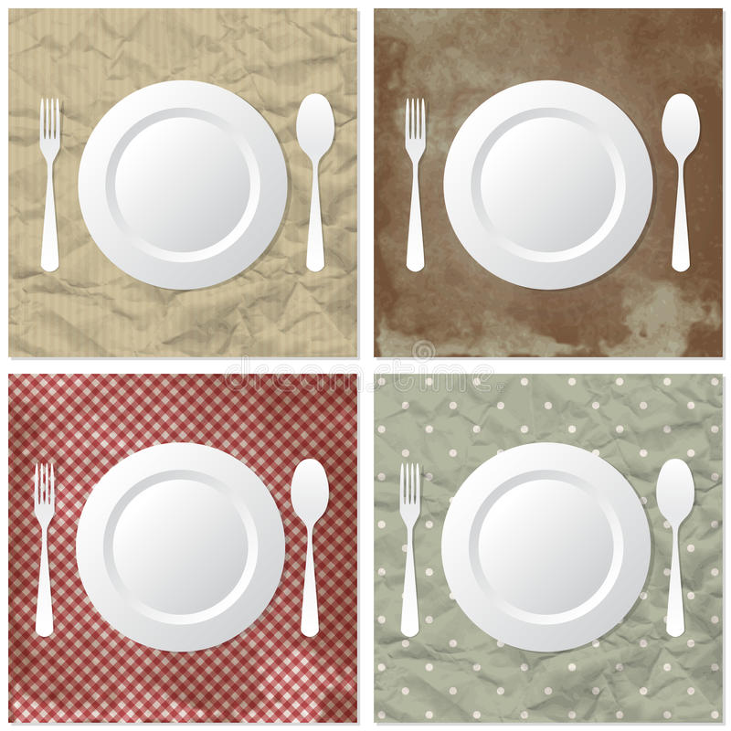 Download Table Set Royalty Free Stock Images - Image: 20911139