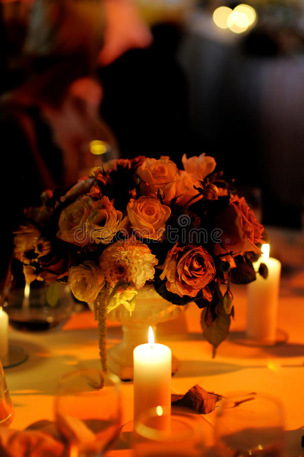 Download Table Set For An Event Party Stock Photo - Image: 20914380