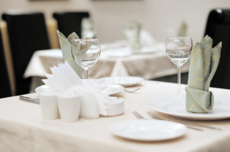Download Table Set For An Event Party Stock Image - Image: 21355161