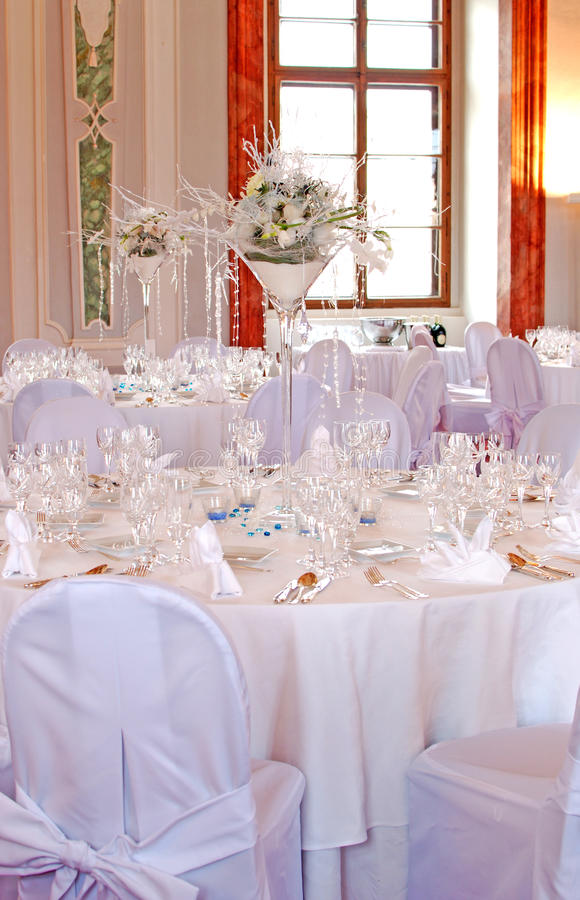 Download Table Set For A Special Occasion Stock Image - Image: 17534491