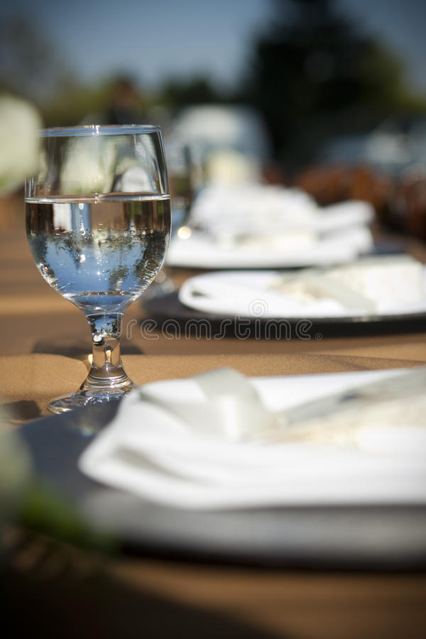 Download Table setting stock photo. Image of cutlery, bouquet - 26641212