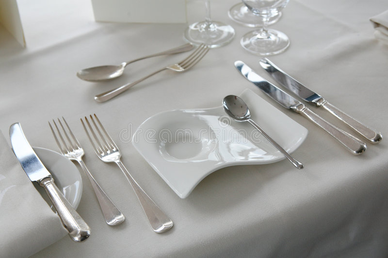 Download Table Setting Stock Images - Image: 3452124