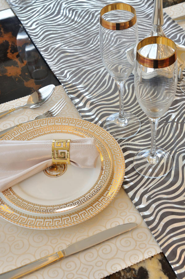 Download Table setting and dishware stock image. Image of surrounding - 19876119