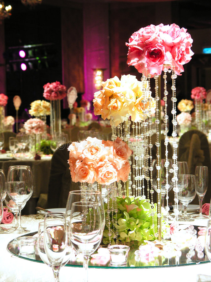 Table Setting Event Stock Images