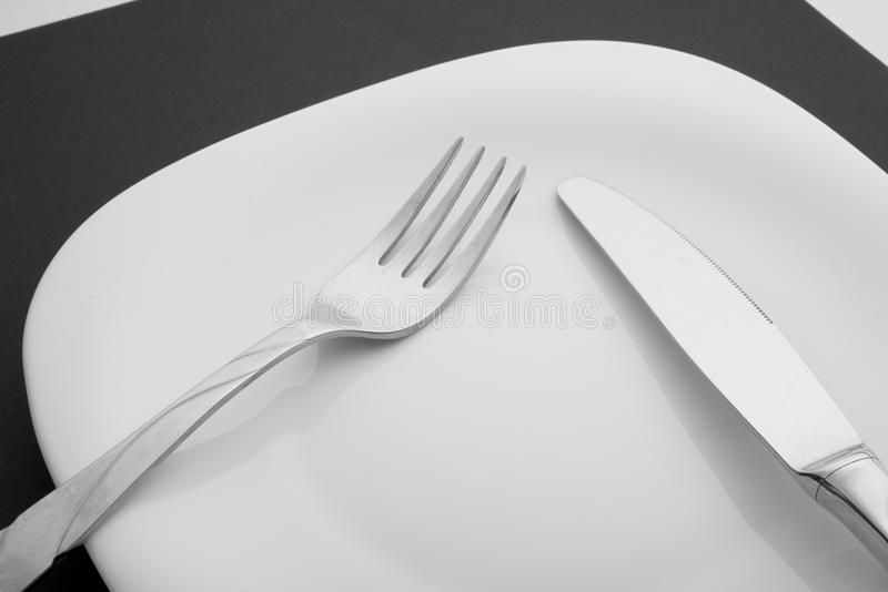 Table Setting, Language Cutlery Stock Image - Image of cutlery ...