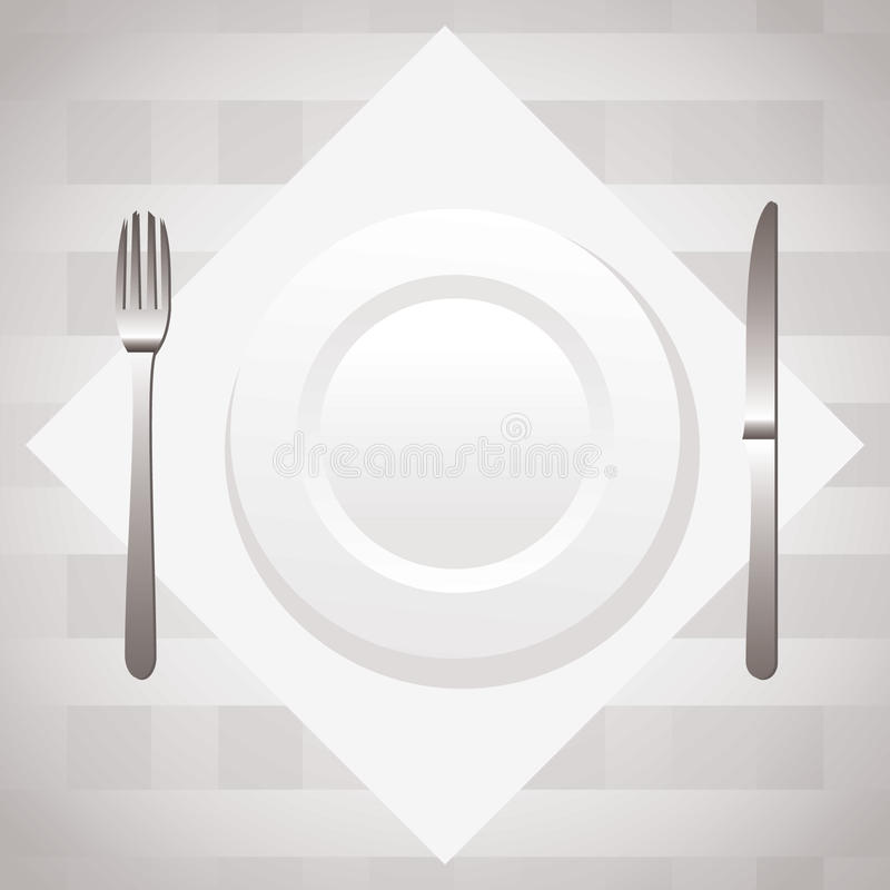 Download Table setting stock vector. Illustration of porcelain - 34376258 & Table setting stock vector. Illustration of porcelain - 34376258