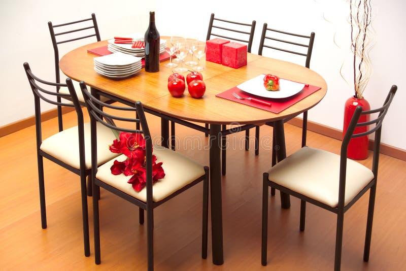 Download Table setup stock image. Image of studio, nobody, celebration - 13048167
