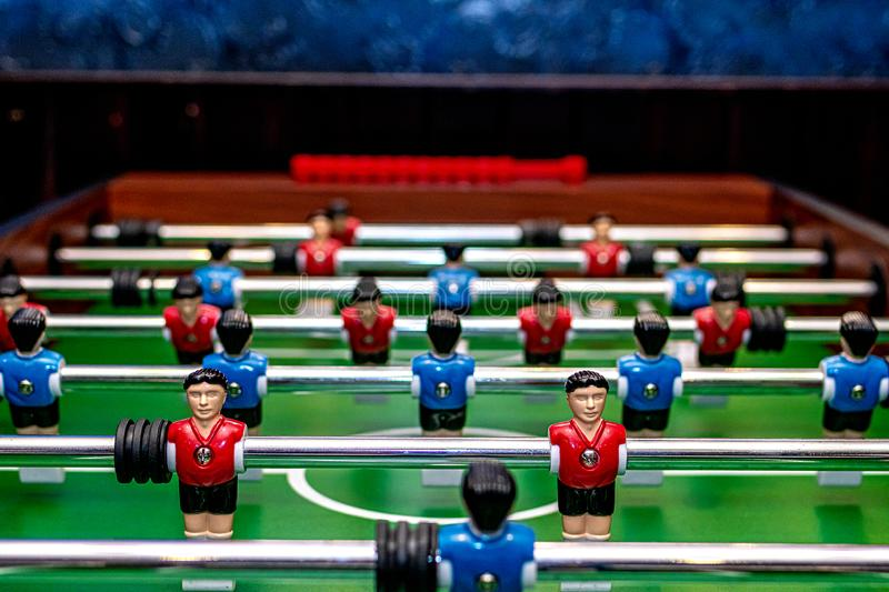 Table Soccer Game Free Public Domain Cc0 Image