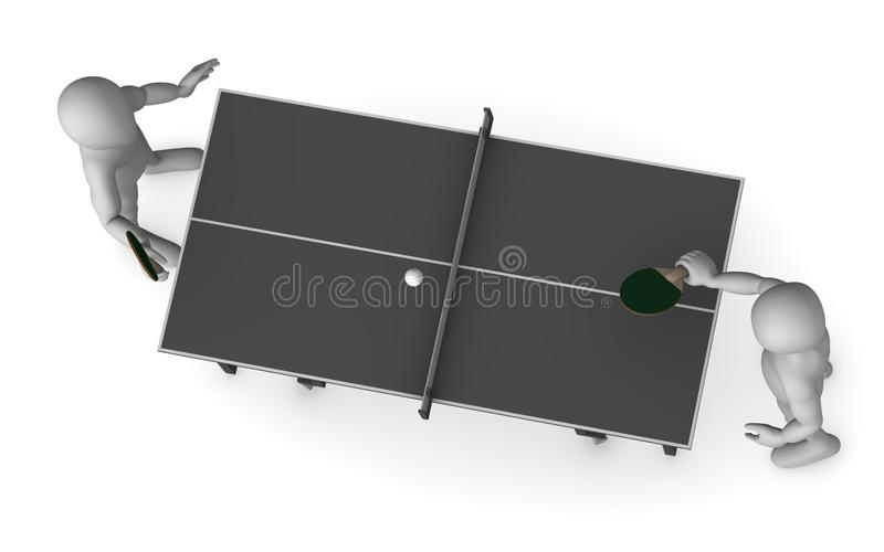 Download Table Tennis Royalty Free Stock Photography - Image: 14954197
