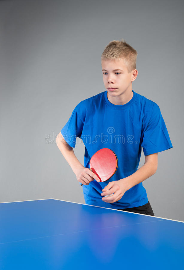 Table Tennis Royalty Free Stock Image