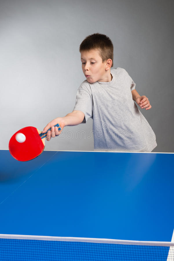 Download Table tennis stock image. Image of child, table, pong - 28554259
