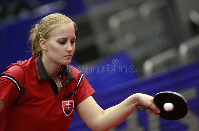 Download Table Tennis editorial stock image. Image of mixed, japan - 9154144