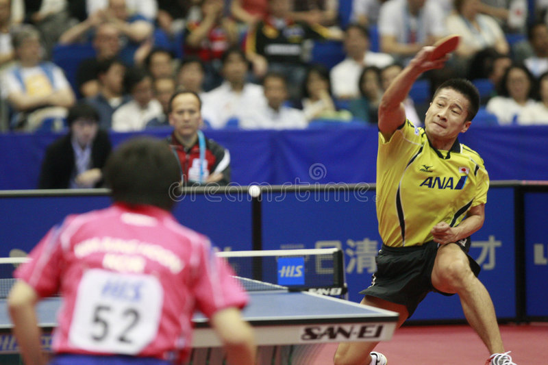 Download Table Tennis editorial photo. Image of action, table, mixed - 9201131