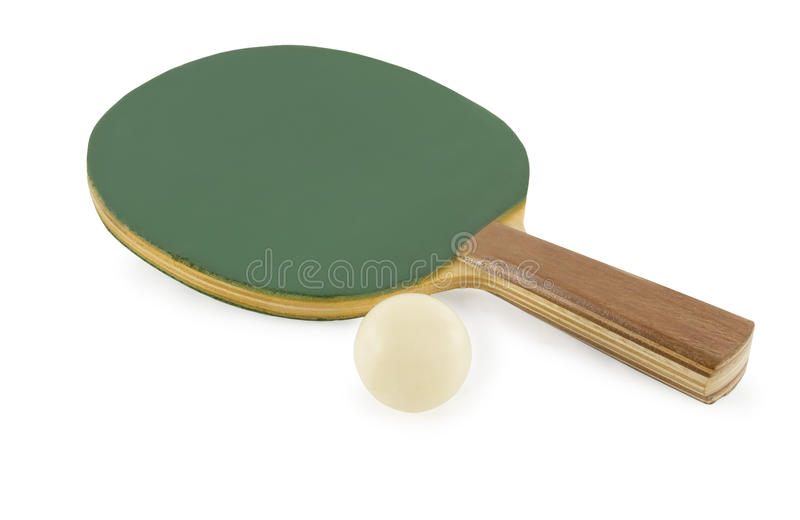 Download Table Tennis Rackets And Ball Stock Photo - Image: 17367498
