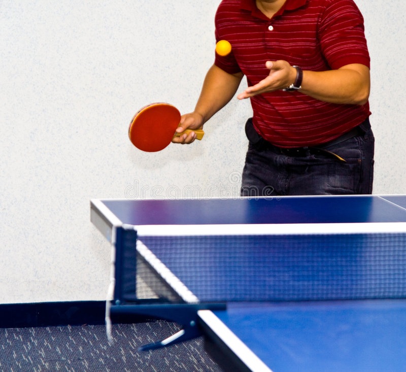 Download Table Tennis  Service stock photo. Image of competition - 8098174
