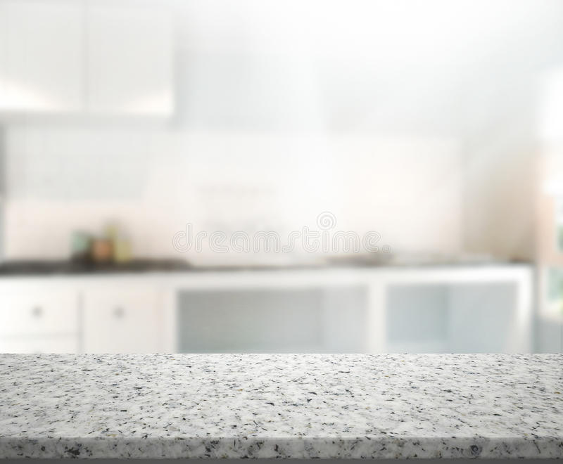 Download Table Top And Blur Interior Background Stock Image - Image: 52448033