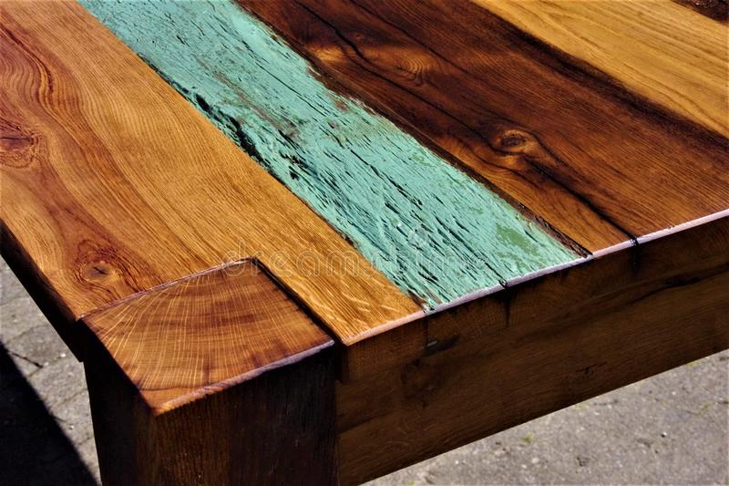 Table, Wood, Furniture, Wood Stain stock photos