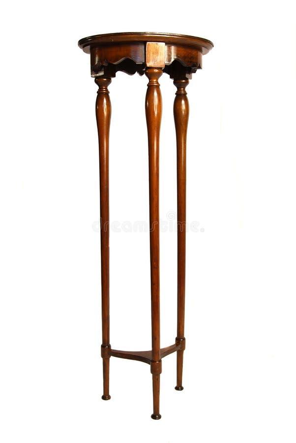 Tableau à jambes de l'antiquité trois photo libre de droits