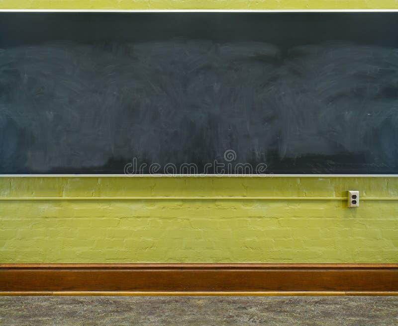 Tableau de salle de classe photos stock