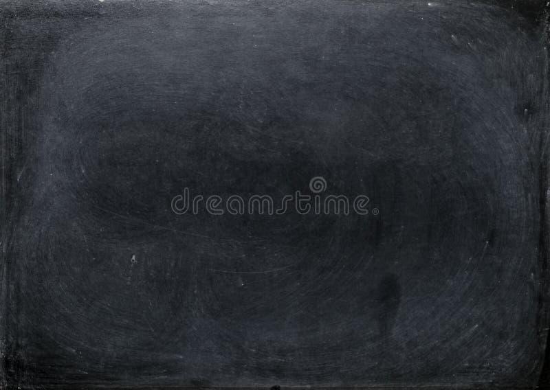 Tableau noir abstrait de craie image stock
