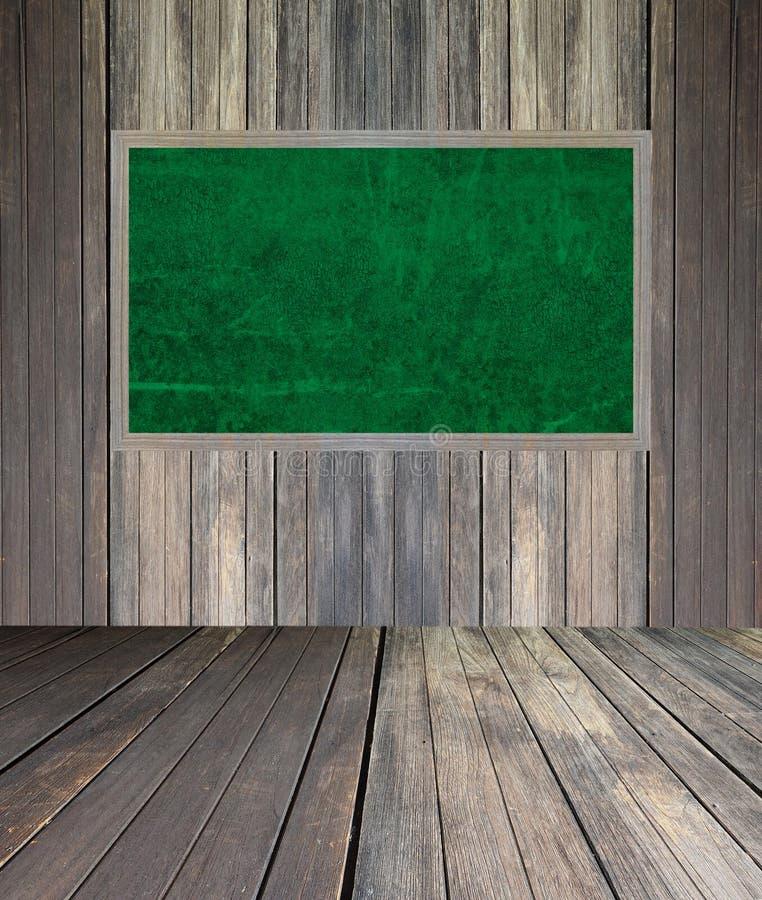 Tableau noir vert illustration libre de droits