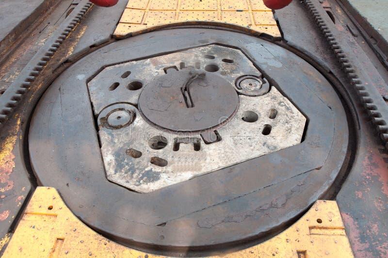 Tableau rotatoire image libre de droits