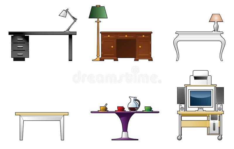 Tableaux illustration stock