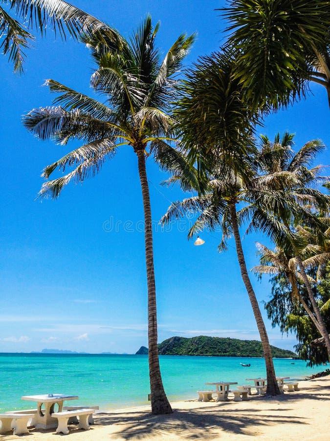 Tableaux sur la plage photographie stock
