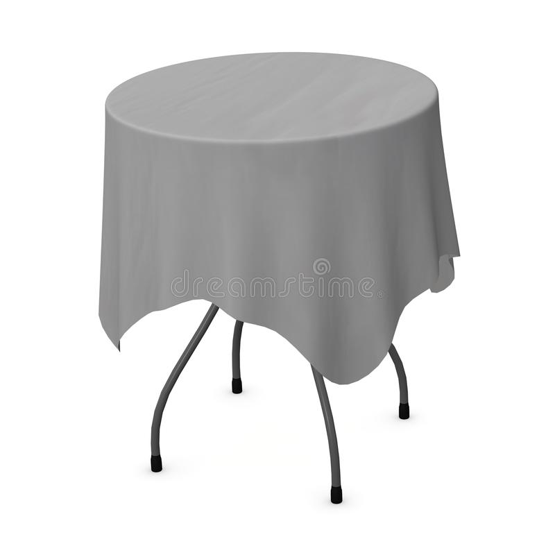 Download Tablecloth Royalty Free Stock Photography - Image: 12702457