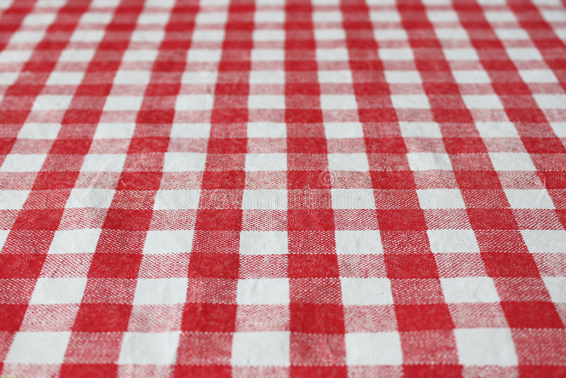 Download Tablecloth stock image. Image of checkered, checks, cook - 14870201
