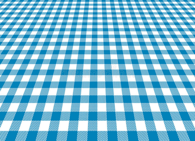 Download Tablecloth stock illustration. Image of pattern, cover - 6853029
