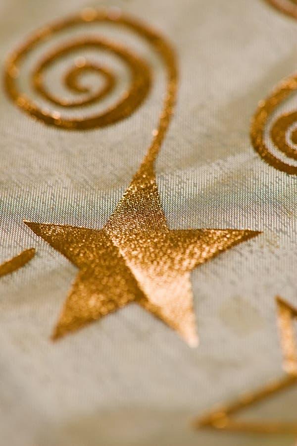 Tablecloth do Natal imagens de stock royalty free