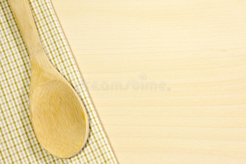 Download Tablecloth in the kitchen stock photo. Image of linen - 29337496
