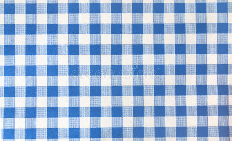 Download Tablecloth Square Blue Color Stock Images - Image: 20589804