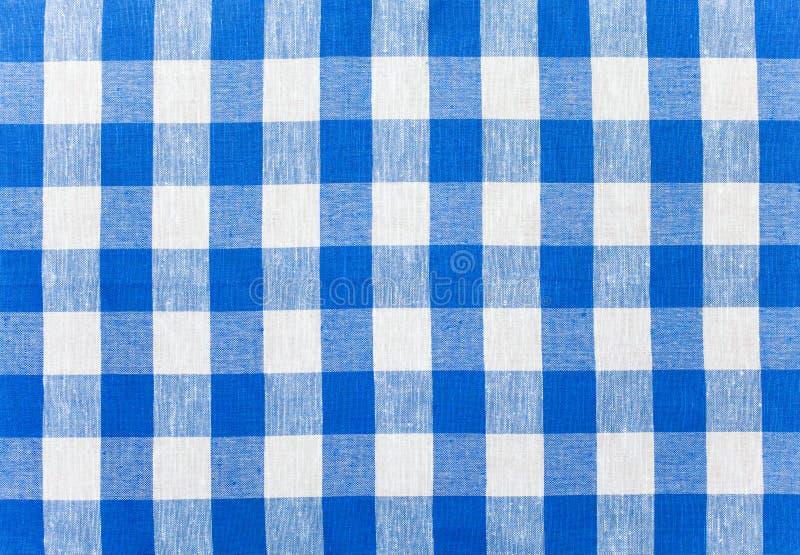Download Tablecloth Verific Azul Da Tela Imagem de Stock - Imagem de verificações, plaid: 16874843