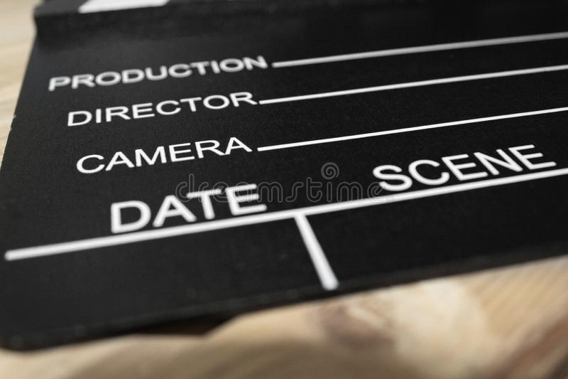 Tablero de chapaleta en una superficie de madera, fotografía de archivo libre de regalías