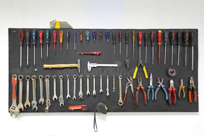 Tablero de la herramienta imagen de archivo imagen de - Tablero de herramientas ...